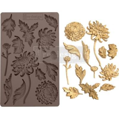 Prima Marketing - Moule Re-Design «Botanist floral»