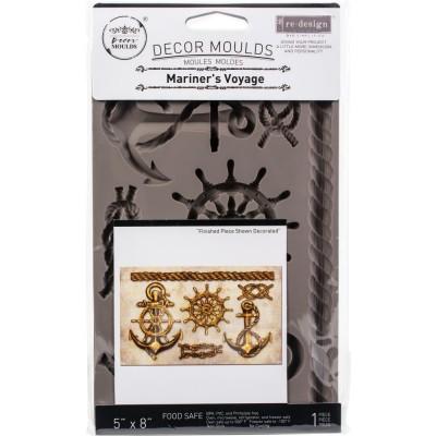 Prima Marketing - Moule Re-Design «Mariner's Voyage»