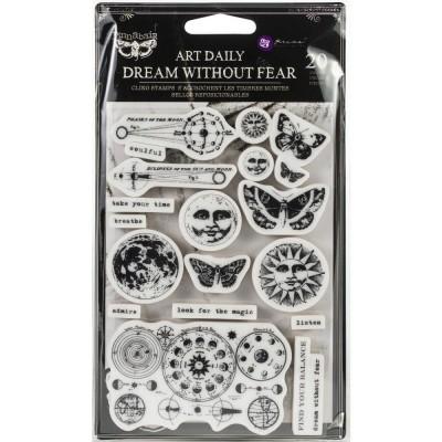 Prima Marketing - Estampe Finnabair «Dream Without Fear» 20 pièces