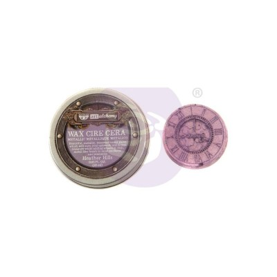 Finnabair - Art Alchemy pâte brillante antique  couleur «Heather Hills»