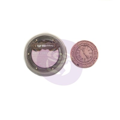 Finnabair - Art Alchemy pâte brillante antique couleur «Sweet Rose»