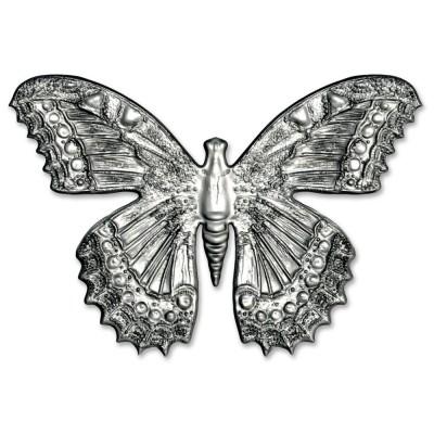 """Sizzix Impresslits - Plaques à embosser 3D  et die de Tim Holtz «Butterfly» 3 1/2"""" x 2 3/8"""""""