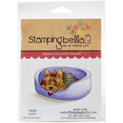Stamping Bella - estampe «Yorkie»