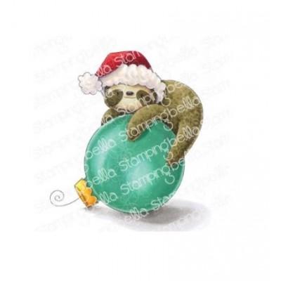 Stamping Bella - estampe «Sloth Ornament»