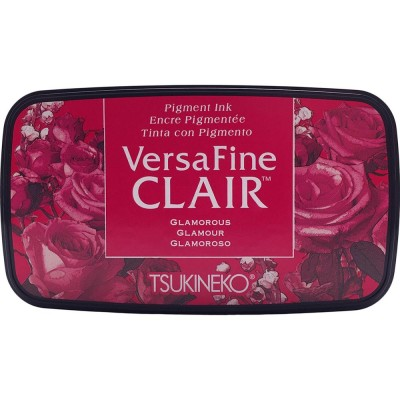 Versafine Clair -  Ink pad couleur «Glamourous»