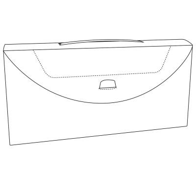 Totally Tiffany - Boîte de rangement «Template storage»