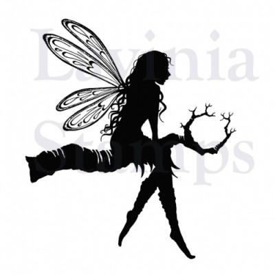 Lavinia - Estampe «Tree Goddess Luna»