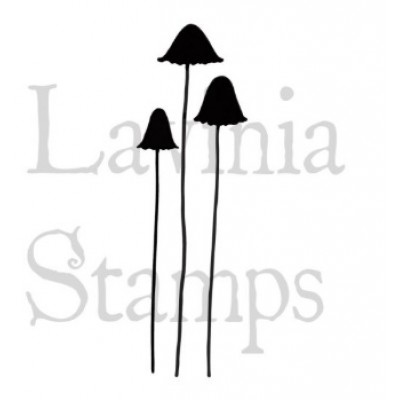 Lavinia - Estampe «Quirky Mushrooms»