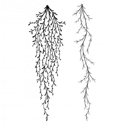 Lavinia - Estampe «Spanish Moss»