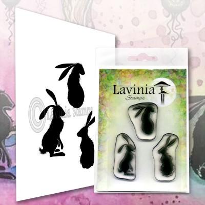 Lavinia - Estampe «Wild Hares»  3 pcs