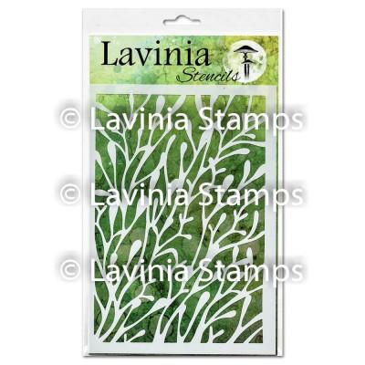 """Lavinia - Stencil «Coral» 6"""" x 8"""""""