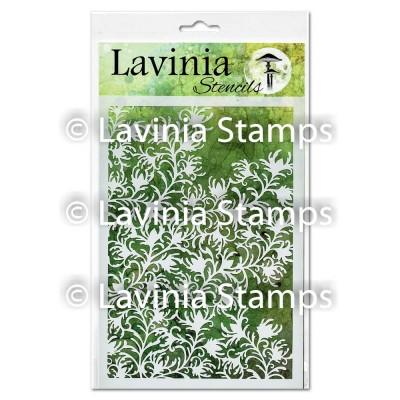 "Lavinia - Stencil «Flourish» 6"" x 8"""