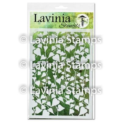 "Lavinia - Stencil «Ivy» 6"" x 8"""