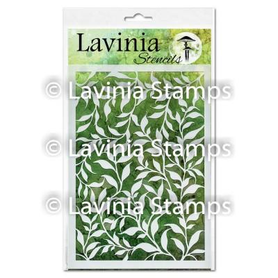 "Lavinia - Stencil «Laurel» 6"" x 8"""