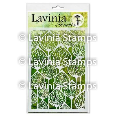 """Lavinia - Stencil «Pods» 6"""" x 8"""""""