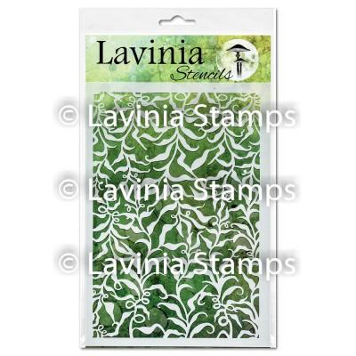 """Lavinia - Stencil «Foliage» 6"""" x 8"""""""