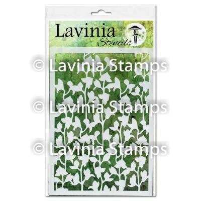 """Lavinia - Stencil «Orchid» 6"""" x 8"""""""