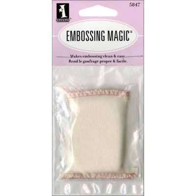 "Inkadinkado - «Embossing Magic Pad» 2.5"" X 2"""