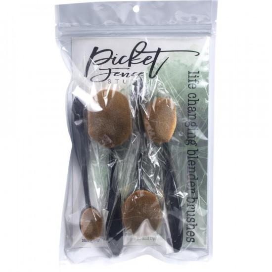 Picket Fence Studios -«Blender Brushes» 4/emballage