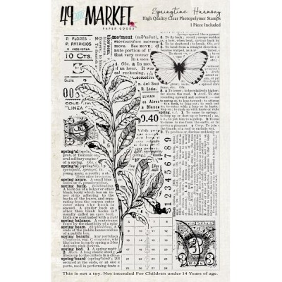 49 & Market - Estampes claires «Springtime Harmony»