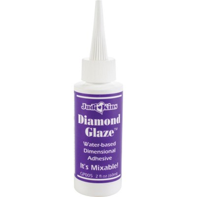 Judikins Diamond - Glaze Adhesif 2oz