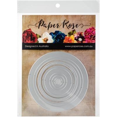 Paper Roses - Dies «Lots Of Circles» 3 pcs