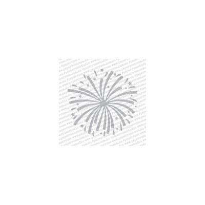 Paper Roses- Dies «Firework»