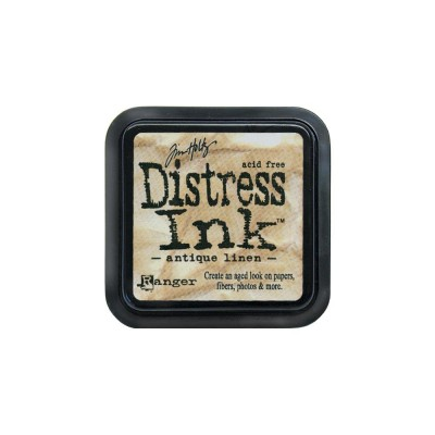 PRÉCOMMANDE-Distress Ink Pad «Antique Linen»