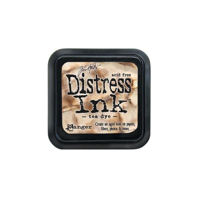 Distress Ink Pad «Tea Dye»