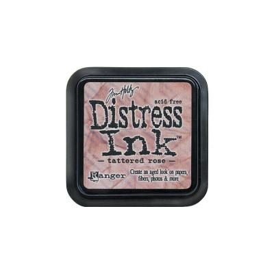 Distress Ink Pad «Tattered Rose»