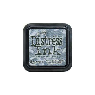 PRÉCOMMANDE-Distress Ink Pad «Weathered Wood»