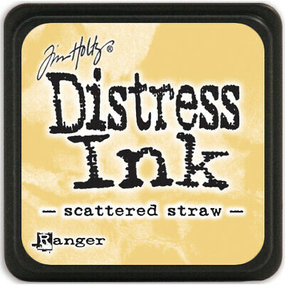 PRÉCOMMANDE-Distress Ink Pad «Scattered Straw»