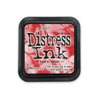 PRÉCOMMANDE-Distress Ink Pad «Barn Door»