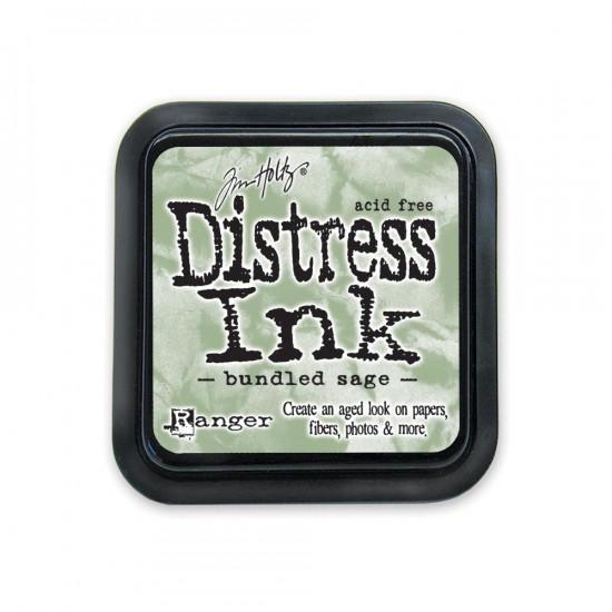 Distress Ink Pad «Bundled Sage»