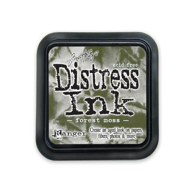 PRÉCOMMANDE-Distress Ink Pad «Forest Moss»
