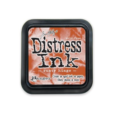 PRÉCOMMANDE-Distress Ink Pad «Rusty Hinge»