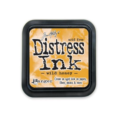PRÉCOMMANDE-Distress Ink Pad «Wild Honey»