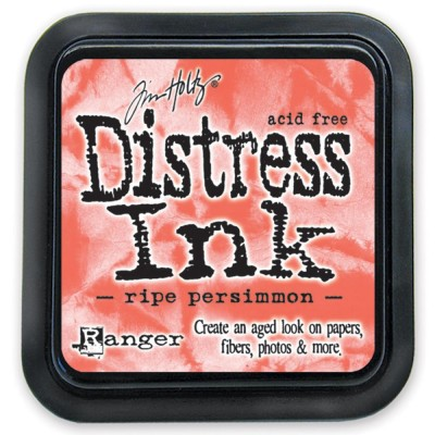 PRÉCOMMANDE-Distress Ink Pad «Ripe Persimmon»