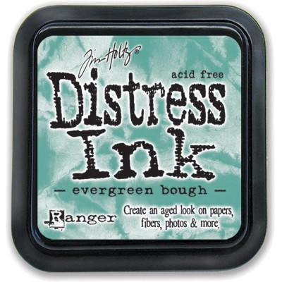 PRÉCOMMANDE-Distress Ink Pad «Evergreen Bough»
