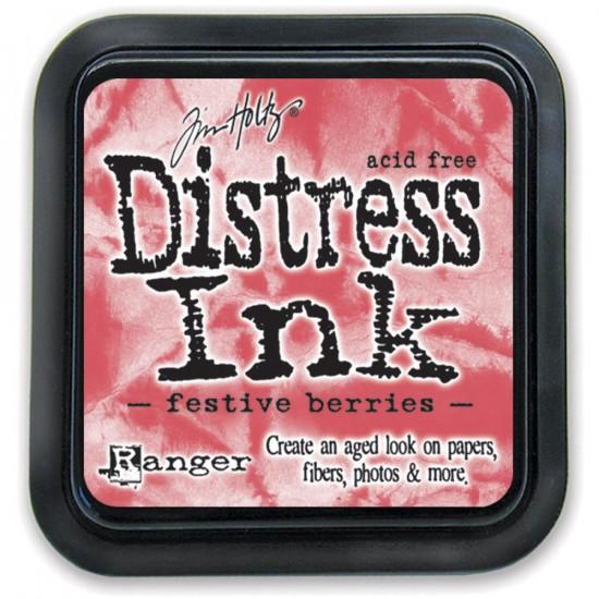 Distress Ink Pad «Festive Berries»