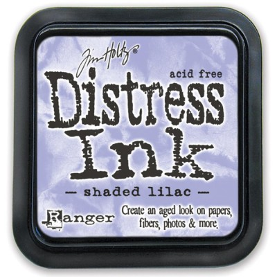 PRÉCOMMANDE-Distress Ink Pad «Shaded Lilac»
