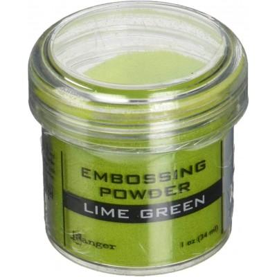 Ranger - Poudre à embosser couleur «Lime Green»