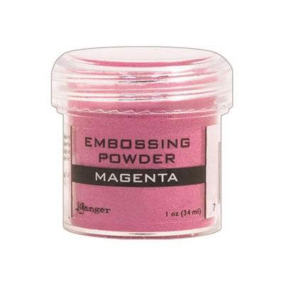 Ranger - Poudre à embosser couleur «Magenta»