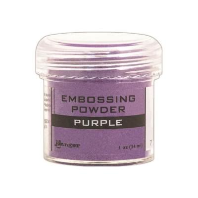 Ranger - Poudre à embosser couleur «Purple»