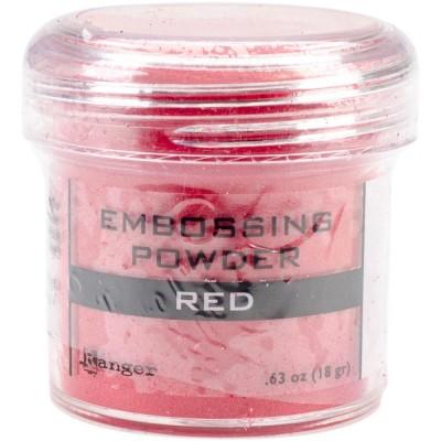 Ranger - Poudre à embosser couleur «Red»