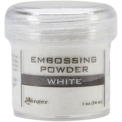 Ranger - Poudre à embosser couleur «White»