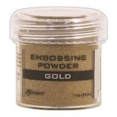 Ranger - Poudre à embosser couleur «Gold»