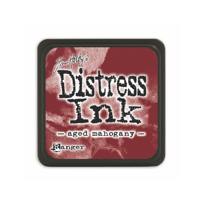 Distress Mini Ink Pad «Aged Mahogany»