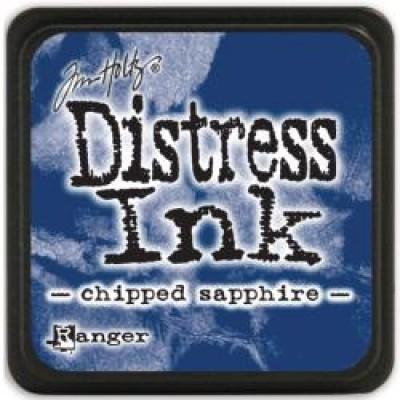 Distress Mini Ink Pad «Chipped Sapphire»