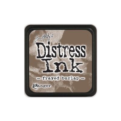 Distress Mini Ink Pad «Frayed Burlap»